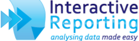 Interactive Reporting Logo